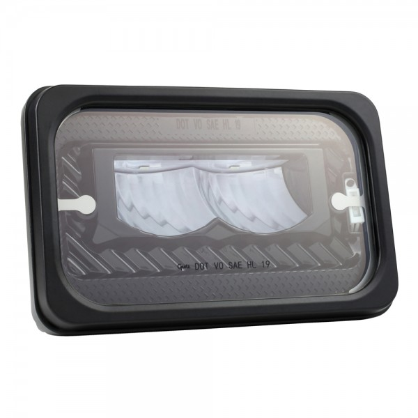 "4"" x 6"" Heated LED High Beam"