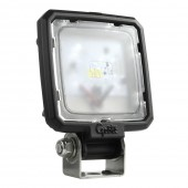 e90 LED light with near flood pattern