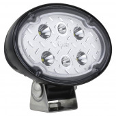Long range LED worklight