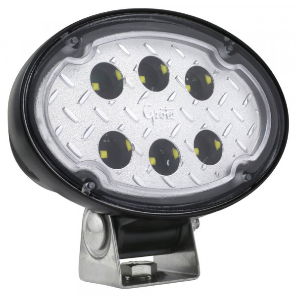 Oval LED Work Light