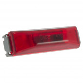 supernova led clearance marker light red kit