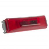 supernova led clearance marker light red kit