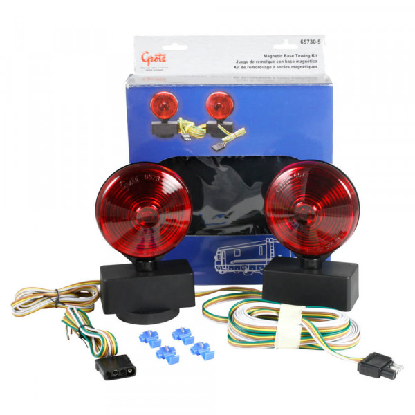 Magnetic Towing Light Kit