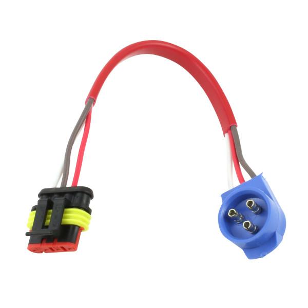 Stecker zu4-Wege-Hartschalenverbinder
