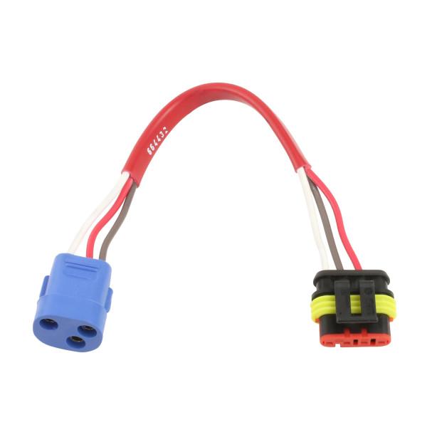 PL-3 zu4-Wege-Hartschalenverbinder