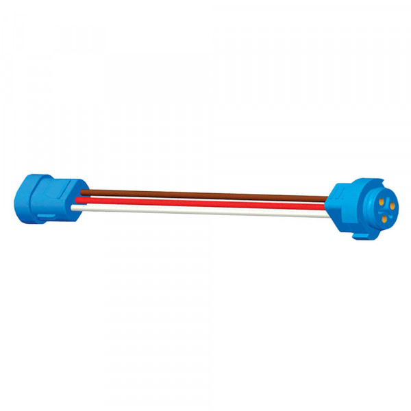 "Adapter Plug, 6"" Long, Female Pin to Male Pin Termination"