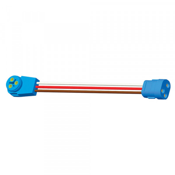 "Adapter Plug, 6"" Long, Female Pin to 90° Male Pin Termination"