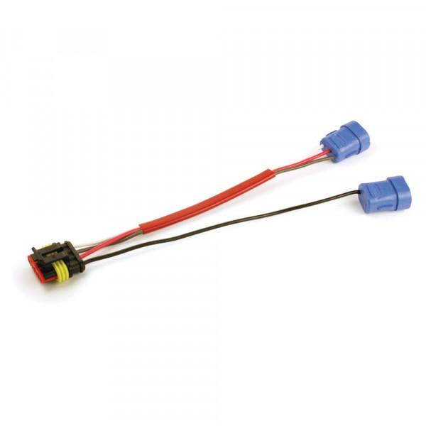Anschlussdraht mit Gehäusestecker, Buchsenstift, 4-in-1-Stecker