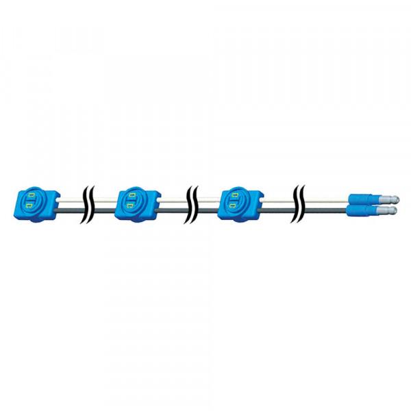 """Triple-Light ID Harness, 60"""" Long, LED Triple-ID Jumper (36""""x12""""x12"""")"""