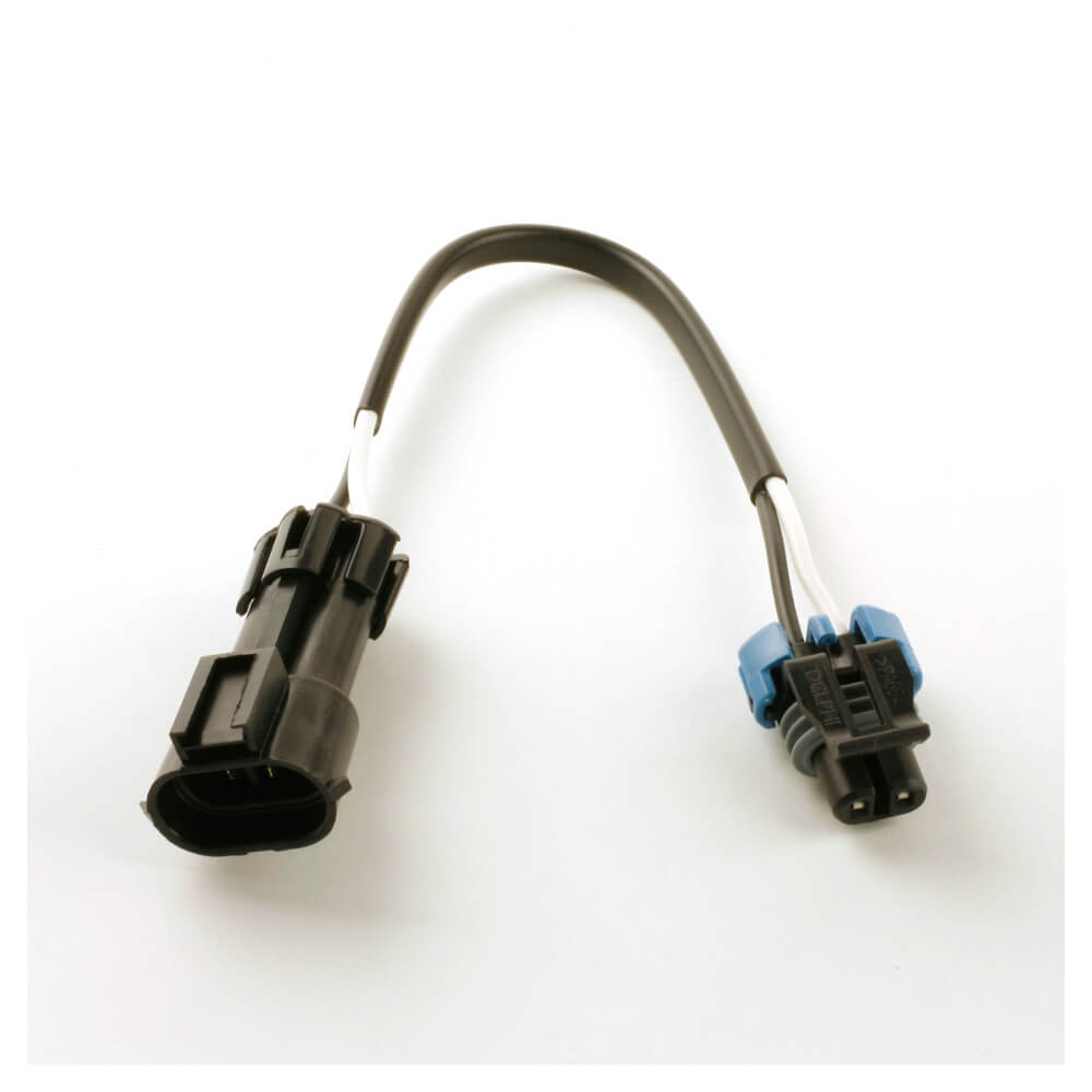 Adapter pigtail from Deutsch lamp or harness to Packard lamp or harness, Packard to Packard