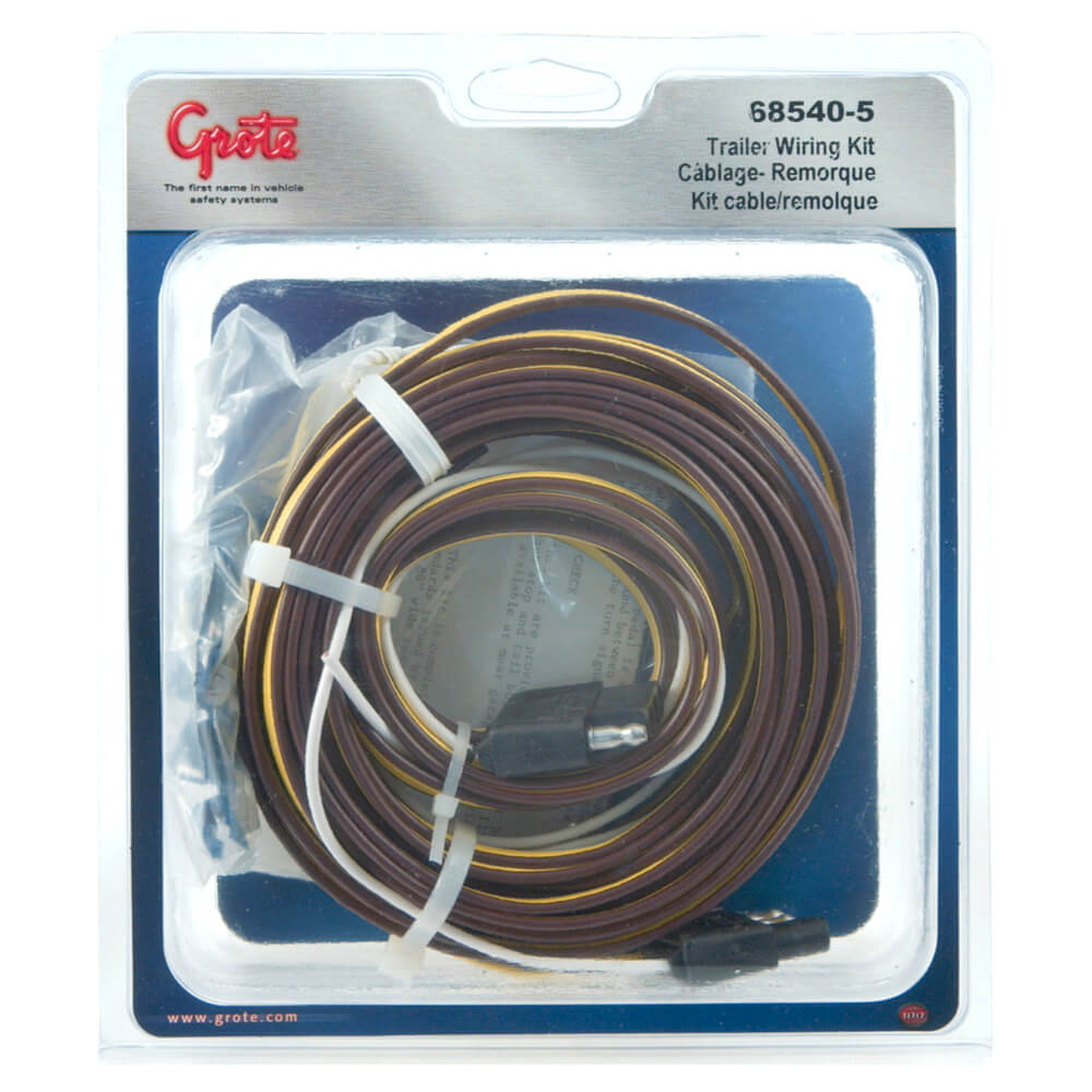 Retail Pack Boat & Utility Trailer Wiring Kit