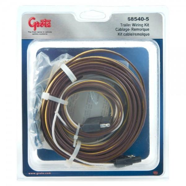 Retail Pack Boat & Utility Trailer Wiring Kit