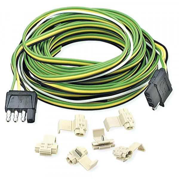 Kit de câblage pour remorque à bateau et utilitaire