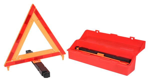 Warning & Hazard Triangle Kit
