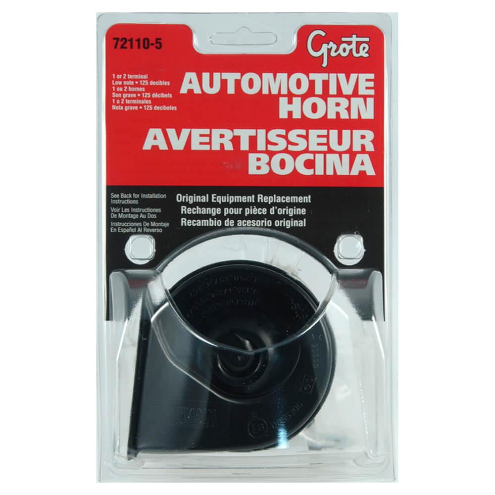 Low Domestic Electric Automotive Horn