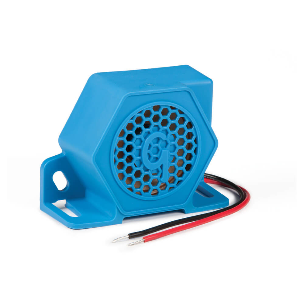 Medium / Low Noise Surround Backup Alarm with Wire Leads