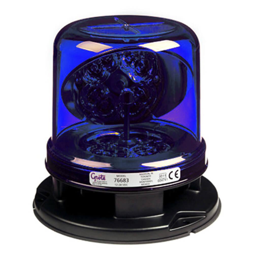 Luz LED híbrida clase I RotoLED™, azul