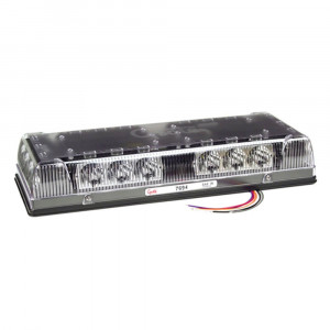 76943 - Mini barre de feux à DEL à profil bas de 17 po