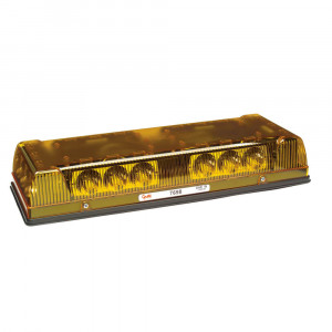 Niedrigprofil-LED-Lichtleiste, Dauerbefestigung