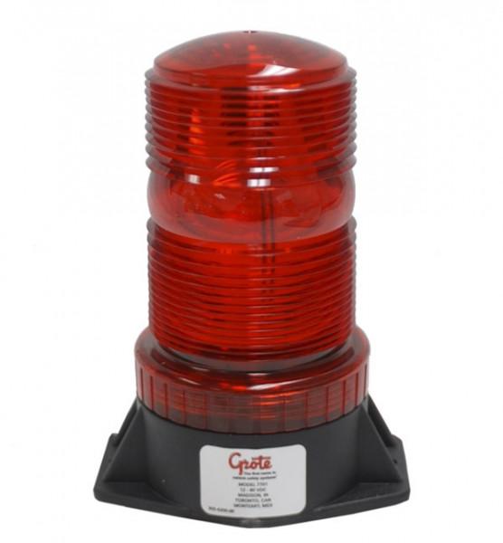 Luz estroboscópica para manipulación de materiales, rojo