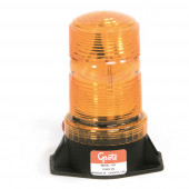 Yellow Material Handling Strobe Light