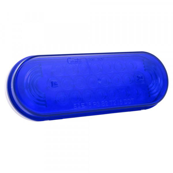 Blue LED Strobe Light