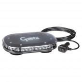 Amber Class I LED Compact Light Bar