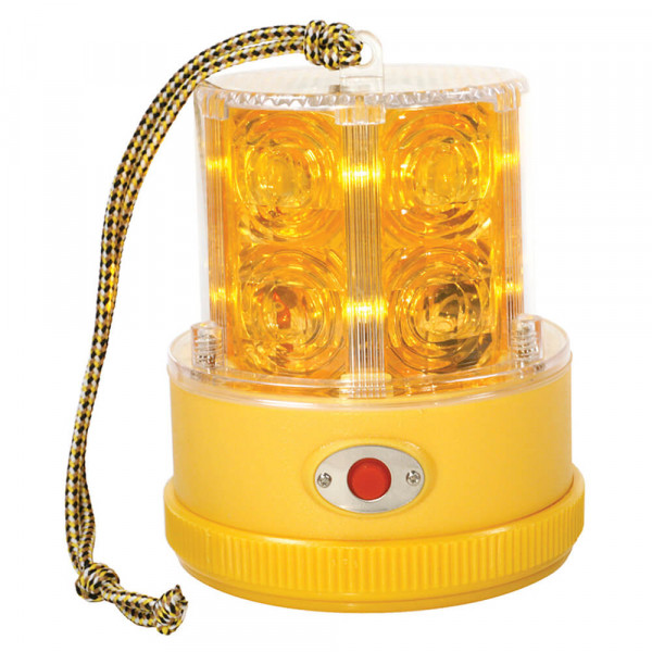 portable LED beacon warning light