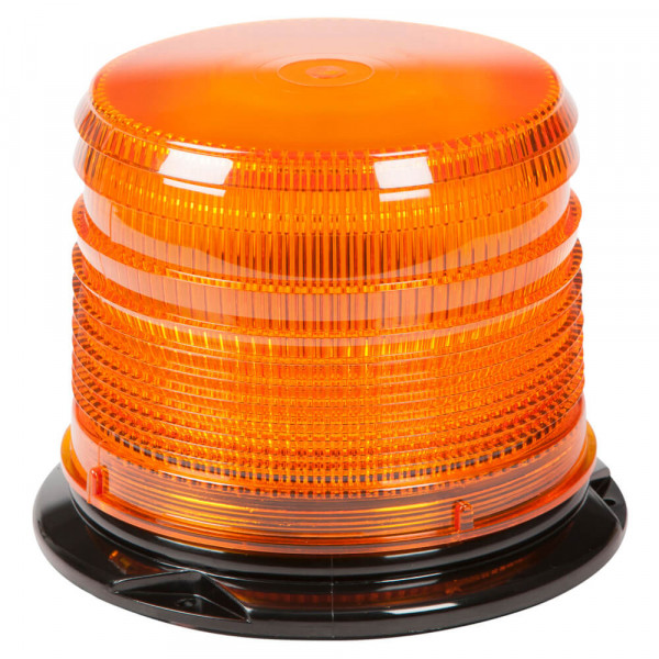Permanent Mount Amber LED Beacon