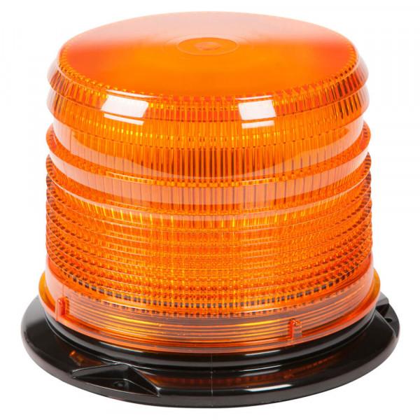 Permanent Mount Amber LED Beacon