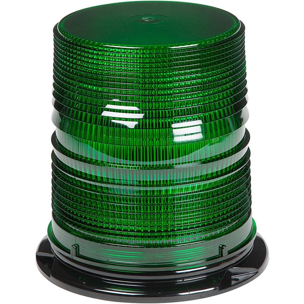 Tall Green LED Beacon