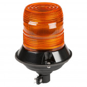 Amber DIN Mount LED Beacon