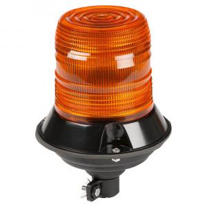 Amber DIN Mount LED Beacon