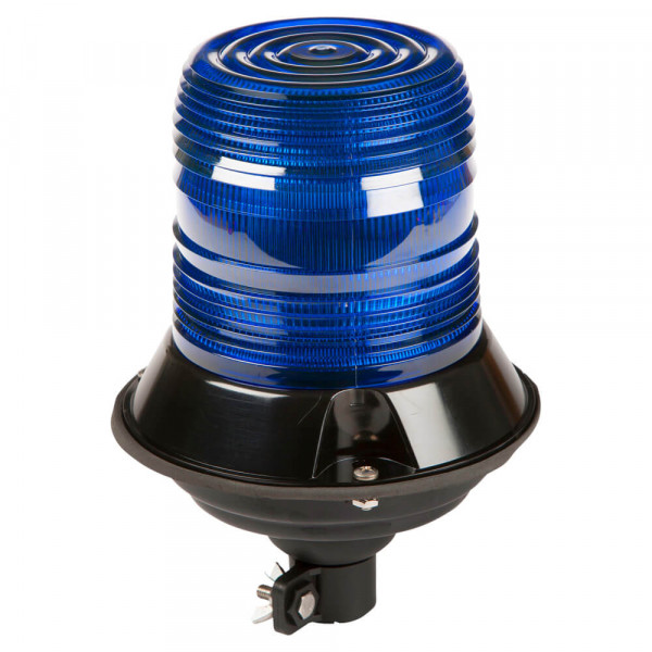 Blue LED Beacon Din Mounted