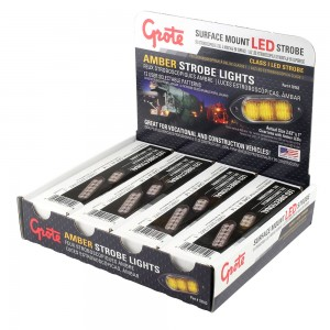 4-pack of LED directional lights