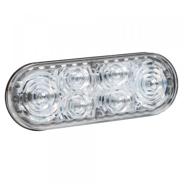 White LED Strobe Light