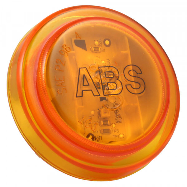 Yellow ABS LED Clearance Marker Light.