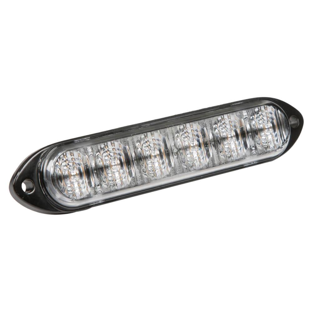 Amber / White LED Directional Light