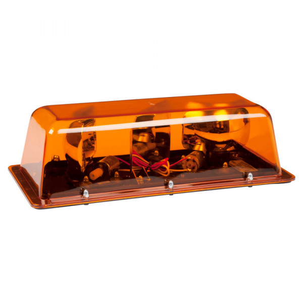 Halogen Rotating Light Bar