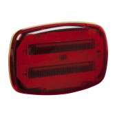 LED Magnetic Warning Lamp Red 79202-5 vignette