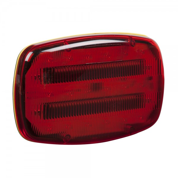 LED Magnetic Warning Lamp Red 79202-5
