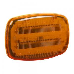 LED Magnetic Warning Lamp Amber 79203-5