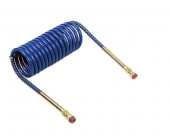 """Coiled Air, Working Length 15', Leads 12"""", 1pk"""