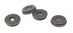 Protective dust flap seals