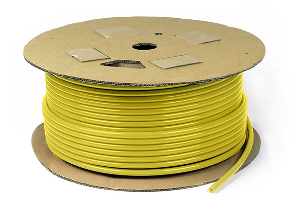 Yellow Air Brake Tubing