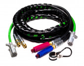 12' 3-in-1 ABS Electrical & Air Assemblies.