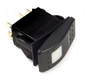 On/Off LED Sealed Rocker Switch thumbnail