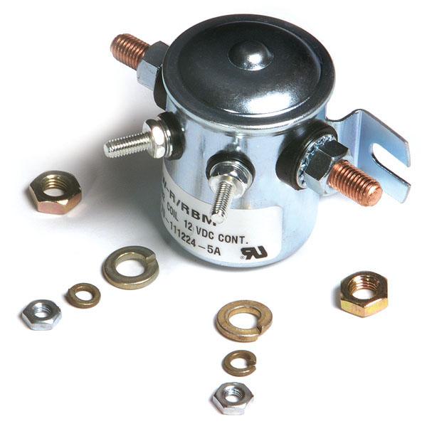 4 Ground Starter Solenoid 24 Volt Switch