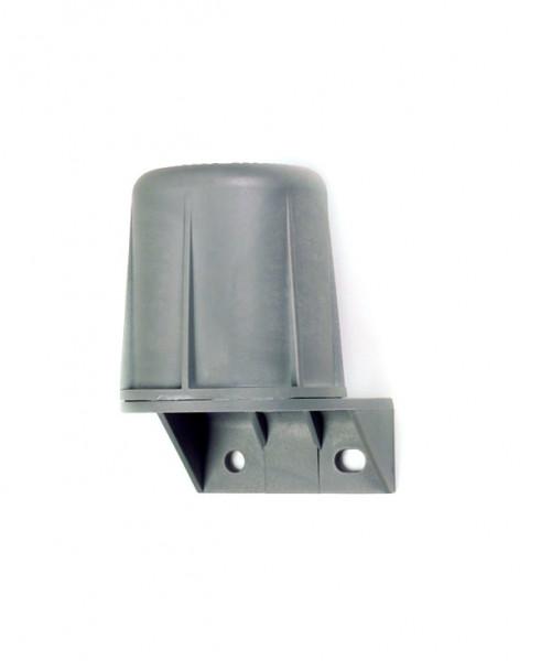 Protective 7 Pole Gray Plug Cap