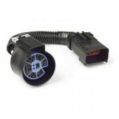 Rectangular To Round, Harness Adapter, 7 Way, Plug thumbnail